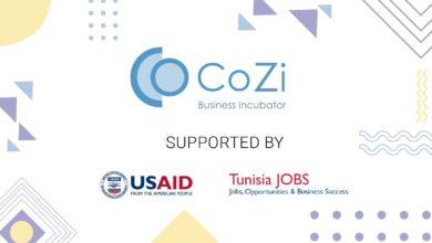 صورة COZI BUSINESS INCUBATORأول حاضنة مشاريع في الجنوب التونسيCOZI BUSINESS INCUBATOR يتيح الفرصة لمرافقة 15 صاحب مشروع