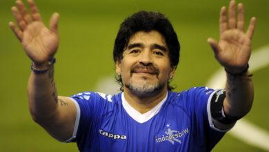 صورة الكشف عن سبب وفاة مارادونا