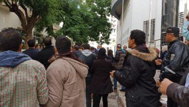 صورة نكبة تونس: يفاوضون قطاع طرق وينكلون بدكاترة معطلين عن العمل