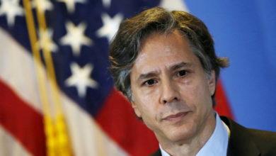 صورة تعيين أنتوني بلينكن وزيرا للخارجية الأمريكية