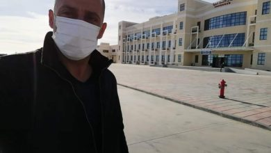 صورة اطلاق حملة تبرع للمستشفى الميداني العسكري بصفاقس