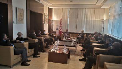صورة إتحاد الأعراف يؤكد لوفد قلب تونس: المخالفات الاقتصادية لا تستوجب العقاب السالب للحرية