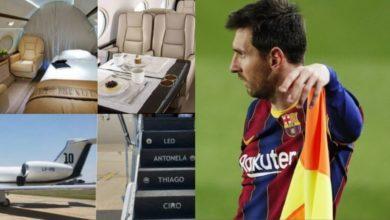 صورة رئيس الأرجنتين يستجير الطائرة الخاصة لميسي من أجل زيارة المكسيك