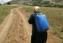 صورة العطش يضرب منطقة تل الغزلان بولاية الكاف و السلطات الجهوية في سبات عميق