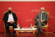 صورة القيادي البارز في حركة النهضة نور الدين البحيري: مسيرة27 فيفري هي مسيرة الدفاع على تونس