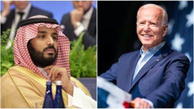 صورة لوموند الفرنسية:الرئيس الأمريكي جو بايدن تخلى عن ولي العهد السعودي محمد بن سلمان