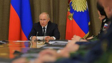 صورة الرئيس الروسي يصدر مرسوم يحدد موعد إنتخابات مجلس الدوما