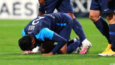 صورة أصبح هداف فريقه.. علي العابدي يقود فريقه باريس أف سي لفوز ثمين