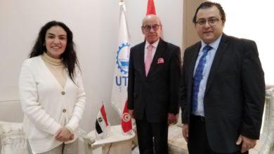 صورة آفاق التعاون الممكنة بين الاتحاد الجهوي للصناعة بصفاقس والأطراف الاقتصادية المصرية