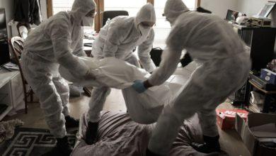 صورة فرنسا: عدد الوفيات فاق 100 ألف والإصابات تجاوزت5مليون نسمة