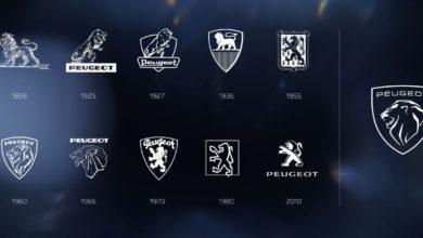 صورة Peugeot dévoile son nouveau logo