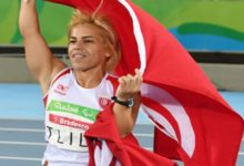 صورة البطلة التونسية روعة التليلي تفوز بميدالية ذهبية في بطولة جيزولو المفتوحة لذوي الاحتياجات الخاصة بايطاليا