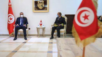 صورة فحوى زيارة رئيس الحكومة لولاية القصرين