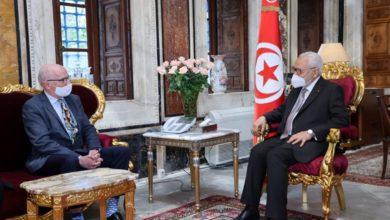 صورة الاتحاد الأوروبي يجدد موقفه الثابت على مواصلة دعم المسار الانتقالي في تونس