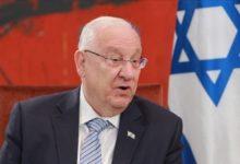 """صورة الرئيس الإسرائيلي: """"الحرب اندلعت في شوارع إسرائيل والأغلبية مذهولة ولا تصدق ما تراه"""""""