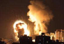 صورة الجيش الإسرائيلي يشن أكثر من 500 غارة على أهداف مختلفة في قطاع غزة