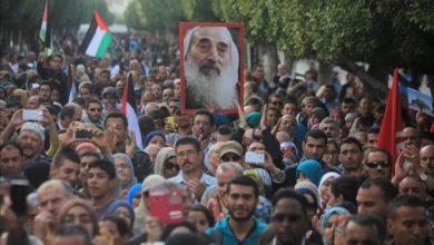 صورة حركة النهضة تحث الدول العربية والإسلامية والمجتمع الدولي الى التحرك لإدانة حكومة الاحتلال