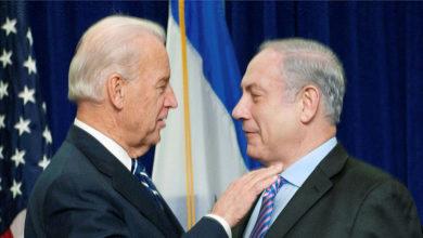 صورة بايدن: أملي أن يتم إنهاء الصراع عاجلا وليس آجلا، لكن إسرائيل لها الحق في الدفاع عن نفسها