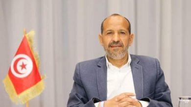 صورة عضو مجلس نواب الشعب عن حركة النهضة مختار اللّموشي في ذمّة الله