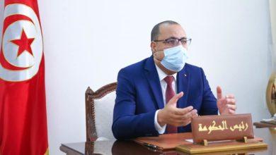 صورة الاجتماع الدوري للهيئة العليا الاستشارية والهيئة الوطنية لمجابهة انتشار فيروس كورونا