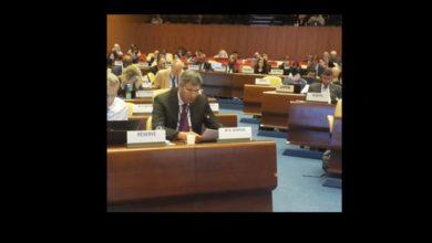 صورة إعادة انتخاب الاتحاد التونسي للصناعة والتجارة  والصناعات التقليدية بمجلس إدارة مكتب العمل الدولي