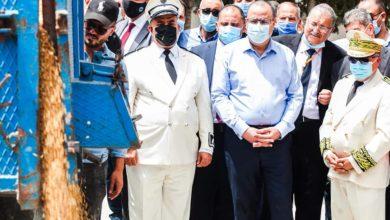 صورة رئيس الحكومة هشام المشيشي: القطاع الفلاحي في تونس يبقى عماد الاقتصاد التونسي