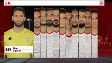 صورة المجبري والرقيق أساسيان.. تشكيلة المنتخب الوطني في مواجهة مالي