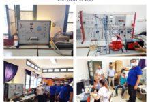 صورة Creation of a wind power conversion center at the National Engineering School of Sfax as part of the European WESET project