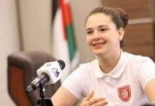 صورة بعد أن تجاهلتها وزارة الرياضة التونسية: الملاكمة التونسية أسماء الباجي تعلن اللعب تحت راية قطر