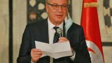 """صورة هاشمي الوزير: تونس تتوفر حاليا على مليونين و300 الف جرعة من لقاح """"أسترازينيكا"""" البريطاني"""