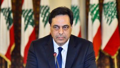 صورة هروب رئيس الحكومة اللبنانية السابق من البلاد