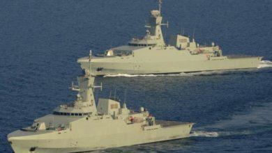 """صورة سلطنة عمان ترسل سفنا حربية إلى منطقة حادث ناقلة """"أسفالت برينسيس"""""""
