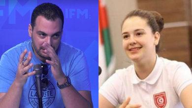 صورة الملاكمة التونسية أسماء الباجي تتهم الإعلامي بديع بن جمعة بتشويه سمعتها وتهدد باللّجوء إلى القضاء