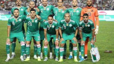 صورة تصفيات مونديال 2022: الجزائر تكتسح جيبوتي بـ8 أهداف لصفر