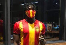 صورة لاعب الترجي الرياضي السابق يواجه ريال مدريد في الرابطة الأبطال الأوروبية