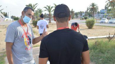صورة أسامة الحمراوي: سنمر للتقاضي البيئي في  مكافحة أزمة التلوث البلاستيكي