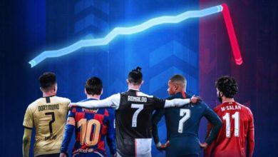 صورة بعد ميركاتو تاريخي.. الأندية العشرة الأعلى قيمة سوقية في العالم