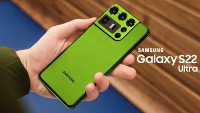 صورة وحش سامسونج Galaxy S22 Ultra الخارق عملاق التصوير