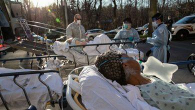 صورة حصيلة الوفيات والإصابات بفيروس كورونا المستجد حول العالم