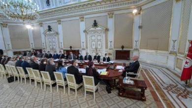 صورة ماذا في أول اجتماع لمجلس الوزراء بعد تشكيل الحكومة الجديدة!