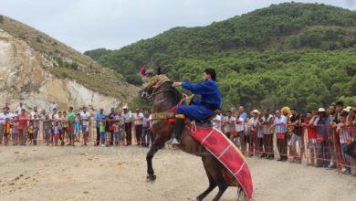 صورة فعاليات الدورة الـ5 من المهرجان الثقافي بسيدي البشير -جومين