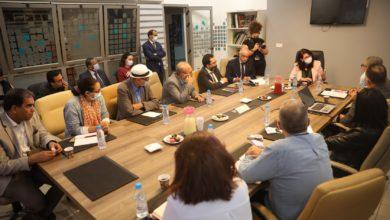 صورة وزيرة الشؤون الثقافية تحرص على نجاح أيام قرطاج السينمائية ودعم مسار عودة الحياة الثقافية