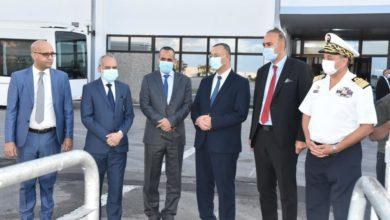 صورة إرسال 100.000 جرعة من التلاقيح ضد فيروس كوفيد-19 إلى الجمهورية الإسلامية الموريتانية