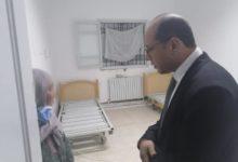 صورة وزير الشؤون الإجتماعية توعد البارحة بتطبيق القانون فصدق فجراً